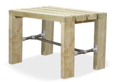 Scaffold Chunky Table