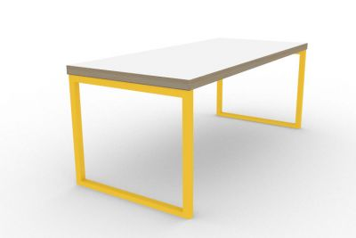 Benny Bench Table Yellow