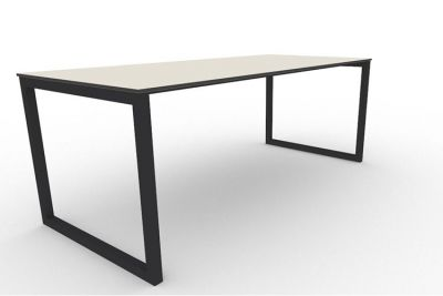 Benny Bench Table Outdoors Anthracite