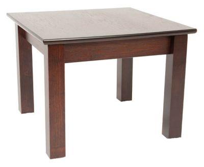 Veneer Wood Table Pub Dark Elm