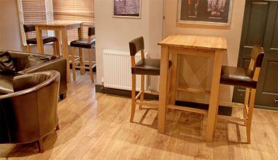 Bar Pub Table Veneer Wood
