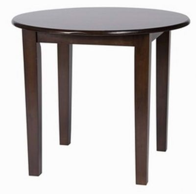 Shaker Pub Table Round