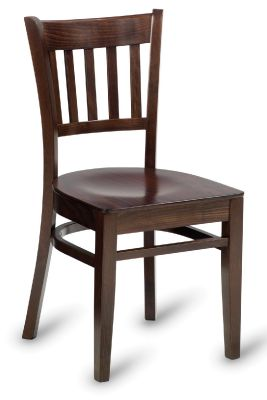 Walnut Classic Restaurant Dining Chair