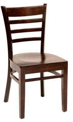 Classic Design Wooden Dining Chair Pub