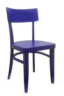 Colour Dining Sold Beech Wood Chair