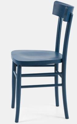 Colour Wood Pub Restaurant Dining Chair Volt