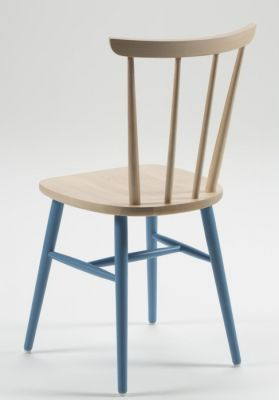 Chic Spindle Design Dining Chair Pub Cafes