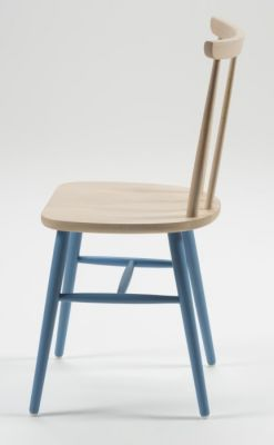 Colour Chic Spindle Design Dining Chair