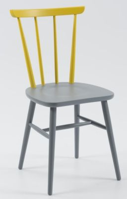 Spindle Design Chic Dining Chair