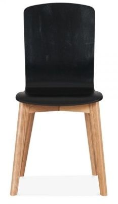 Pub Dining Chair Black Montreal