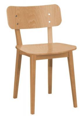 Leonora Dining Chair Dark Oak