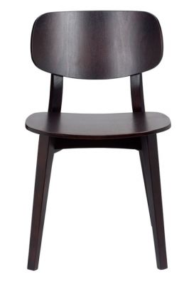 Gabe All Wood Restaurant Chair