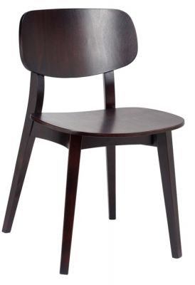 Dining Chair Wood Gabe