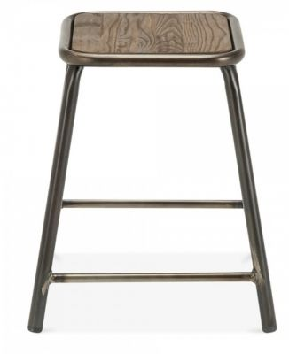 Low Stool Rustic Taplow