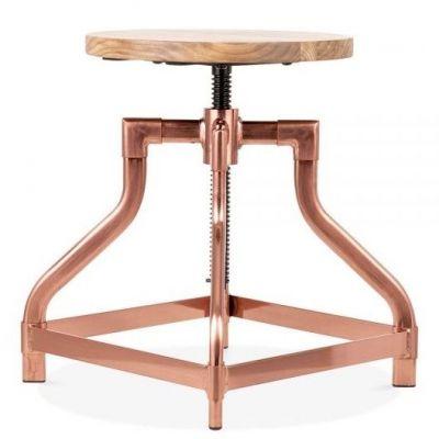 Designer Low Height Adjustable Stol