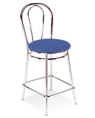 Tulipan Bar Stool Upholstered Seat