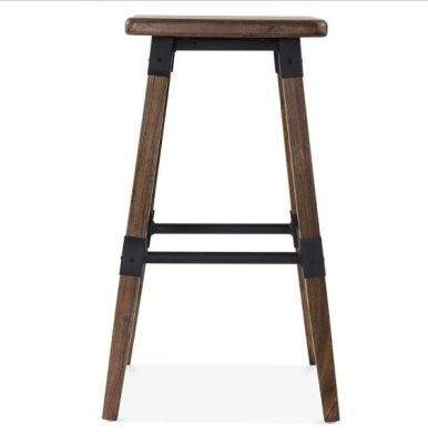 Designer Wooden Bar Stool Tyrion