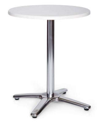 Moby Outdoor Circular Table White