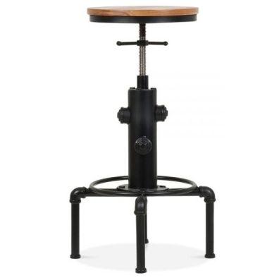 Nikolaus Designer Bar Stool Fire Hydrant
