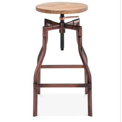 Valdemar Industrial High Stool