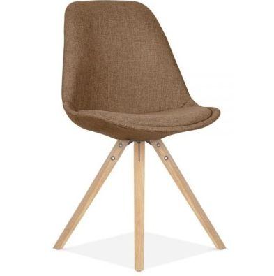 Designer Pascoe Chair Brown