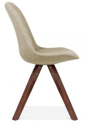 Pascoe Designer Chair Dark Legs