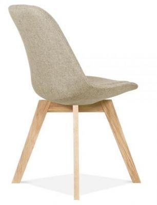 Designer Fabric Chair Aquilo Grey
