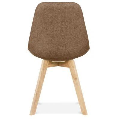 Brown Designer Chair Aqilo