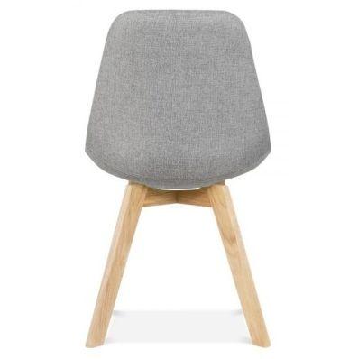 Grey Fabric Designer Chair Aquilo