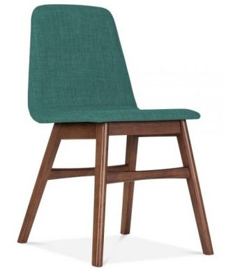 Desaigner Grey Fabric Dining Chair Fortune