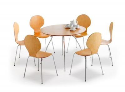 BUTTERFLY BISTRO SET 1