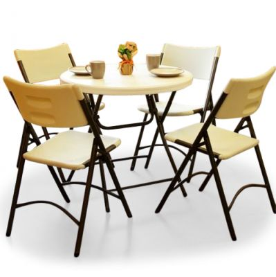 POLYGO FOLDING DINING SET