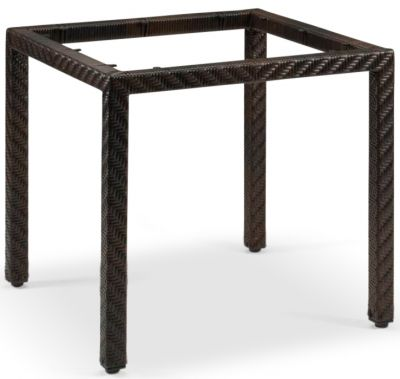 WINDSOR RATTAN EFFECT OUTDOOR TABLE FRAME