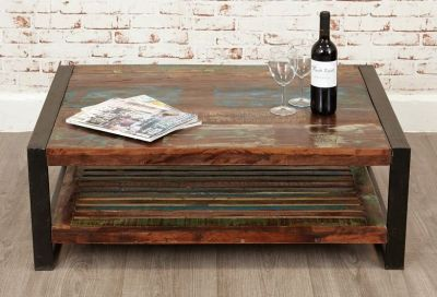 Sundown Rectangular Coffee Table 2
