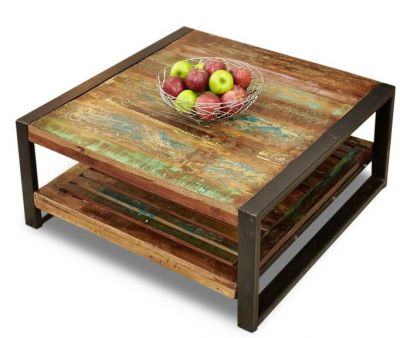 Sundown Square Coffee Table 1