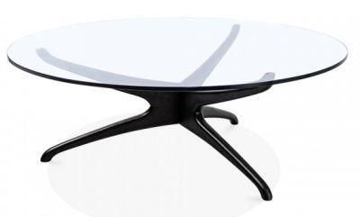 Roma Glass Coffee Table 2