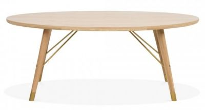 Ibis Oval Coffee Table 1