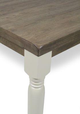 Farmhouse Style Table Leg Detail