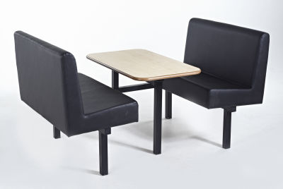 Curzon Booth Style Fast Food Furniture 1