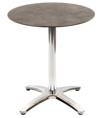Trieste Table With A Concrete Hpl Top