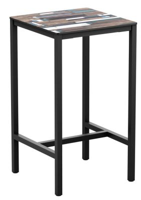 Mode Square Bar Height Table