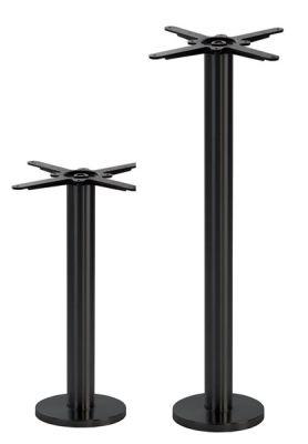 Lonzo Black Floor Fix Table Bases