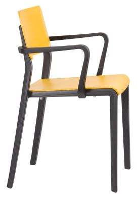 Marq Poly Armchair Armchair Side View