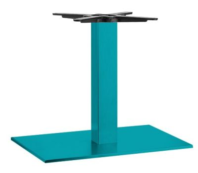 Sashi Single Rectangular Coffee Height 5018 Turquoise Blue