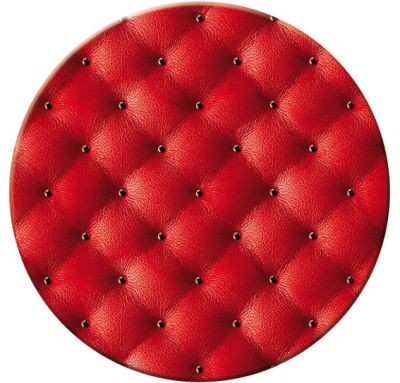 Cabret Rouge Circular Table Tops