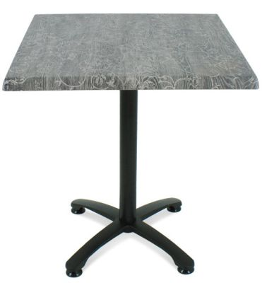 Table With Sm Vintage Gris Table Top
