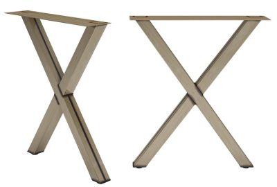 Laroc Industrial Style Table Base