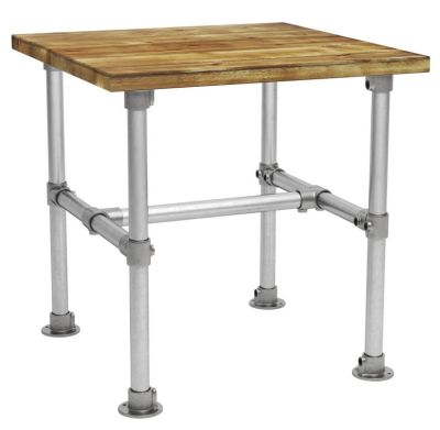 Konnecto Square Scaffold Dining Table