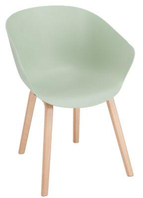 Darth Poly Chair Green