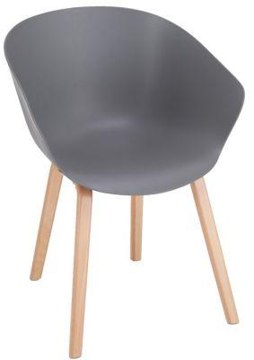 Darth Poly Chair Grey